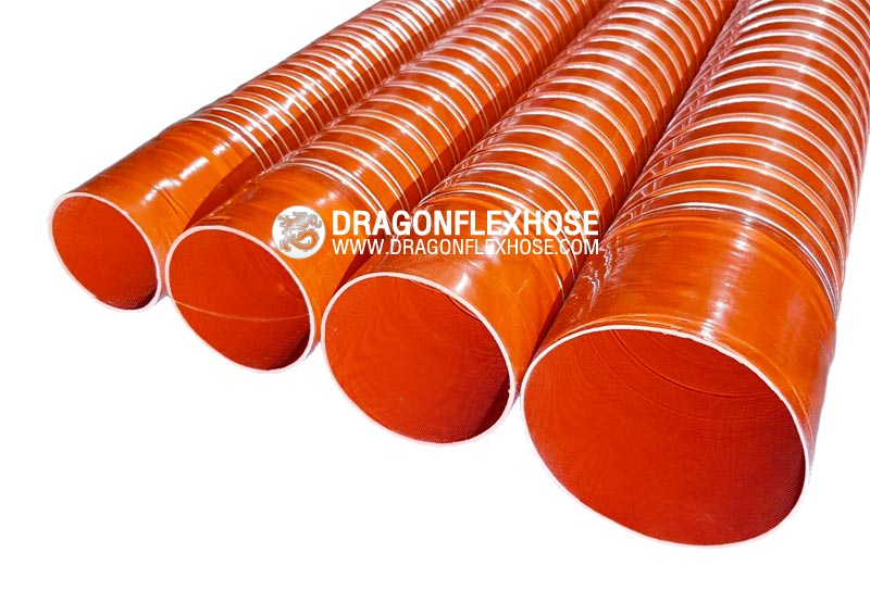 SF-3P Silicone coated glass fiber fabric 3 Plys